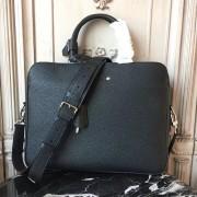 Louis Vuitton M42680 Armand Briefcase Taurillon Leather