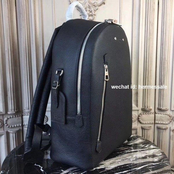 0358302312d9 Louis Vuitton M42687 Armand Backpack Taurillon Leather