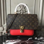 Louis Vuitton M44286 Marignan Monogram Canvas Coquelicot