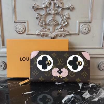 Louis Vuitton M67246 ZIPPY WALLET Monogram Canvas