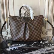Louis Vuitton N41546 Siena MM Damier Ebene Canvas