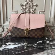 Louis Vuitton N44244 Clapton Damier Ebene Canvas Magnolia