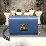Louis Vuitton M50282-1 Twist MM Epi Leather