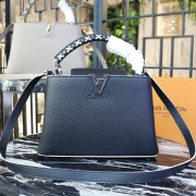 Louis Vuitton M52389 Capucines PM Capucines Black