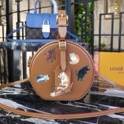 Louis Vuitton M52972 Petite Boite Chapeau Other leathers