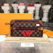 Louis Vuitton M63490 Zippy Wallet Other Canvas
