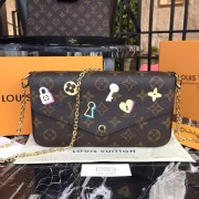 Louis Vuitton M63999 POCHETTE FELICIE Monogram Canvas