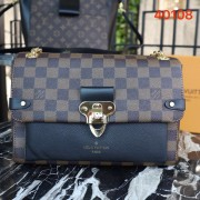 Louis Vuitton N40108 Vavin PM Damier Ebene Canvas