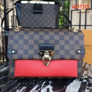 Louis Vuitton N40110 Vavin PM Damier Ebene Canvas