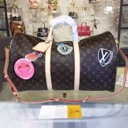 a36dcf4a5f34 Louis Vuitton M41441 Keepall Bandoulière 50 Monogram Canvas