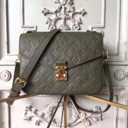 Louis Vuitton M41487 Pochette Metis Monogram Empreinte Leather