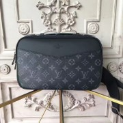 Louis Vuitton M42906 Bumbag Monogram Eclipse Canvas