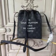 Louis Vuitton M43418 Nano Bag Monogram Eclipse Flash