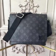Louis Vuitton M44000 District PM Monogram Eclipse Canvas