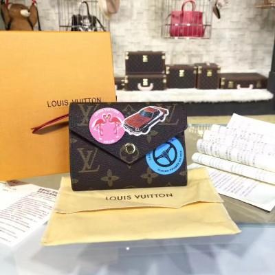 Louis Vuitton M62151 Victorine Wallet Monogram