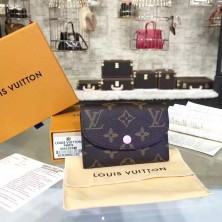 Louis Vuitton M62361 Rosalie Coin Purse Monogram Canvas