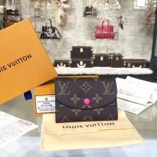 Louis Vuitton M62532 Rosalie Coin Purse Monogram Canvas  Freesia