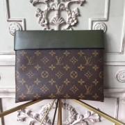 Louis Vuitton M64034 Pochette Tuileries Monogram Khaki