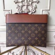 Louis Vuitton M64035 Pochette Tuileries Caramel
