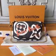 Louis Vuitton M67701 Mini Pochette Accessoires Monogram Canvas