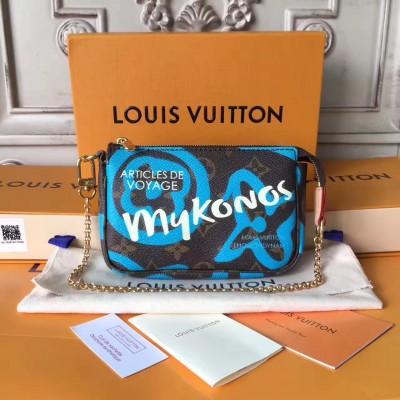 Louis Vuitton M67702 Mini Pochette Accessoires Monogram Canvas