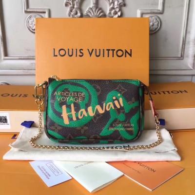 Louis Vuitton M67706 Mini Pochette Accessoires Monogram Canvas