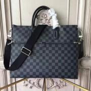 Louis Vuitton N41564 7 days A Week Damier Graphite Canvas