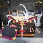 Louis Vuitton M41390 Neverfull MM Monogram