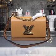 Louis Vuitton M51884 Twist MM Epi Leather