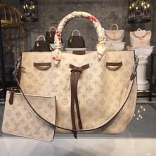 Louis Vuitton M51896 Girolata Cream Mahina