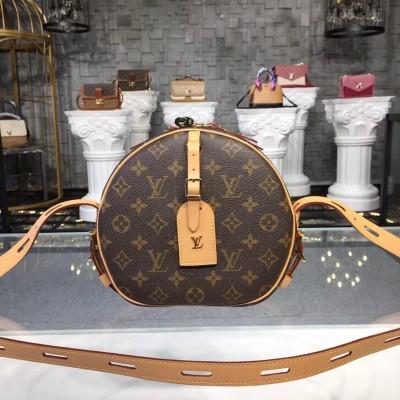 Louis Vuitton M52294 Boite Chapeau souple Monogram