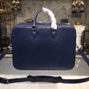 Louis Vuitton M54405 DANDY MM Epi Leather Bleu Marine