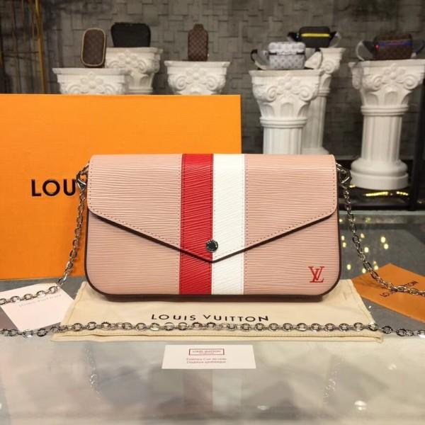 Louis Vuitton M62982 Pochette Félicie Epi Leather d57ec9c953bcb