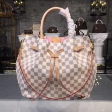 Louis Vuitton N41579 Girolata Damier Azur Canvas