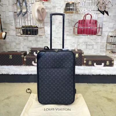 Louis Vuitton N41385 Pégase Légère 55 Damier Graphite Canvas