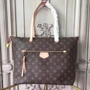 Louis Vuitton M42267 Iéna MM Monogram
