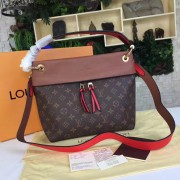 Louis Vuitton M43157 Tuileries Besace Monogram Canvas Caramel