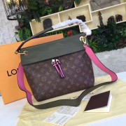 Louis Vuitton M43159 Tuileries Besace Monogram Canvas Rose / Kaki