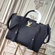 Louis Vuitton M54569 Lockmeto Lockme Noir