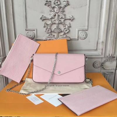 Louis Vuitton M62467 Pochette Félicie Epi Leather