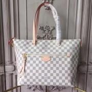 Louis Vuitton N44040 Iena MM Damier Azur Canvas