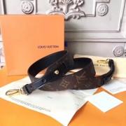 Louis Vuitton J02331 Bandouliere XL Monogram Canvas Black