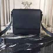 Louis Vuitton M30619 Roman PM Taiga Leather Ardoise