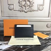 Louis Vuitton M30655 Porte Cartes Double Taiga Leather