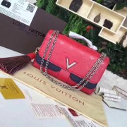 Louis Vuitton M42901 Very Chain Bag Very Leather