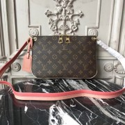 Louis Vuitton M44283 Lorette Monogram VIEUX ROSE