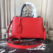 Louis Vuitton M51333 Kleber PM Epi Leather Coquelicot