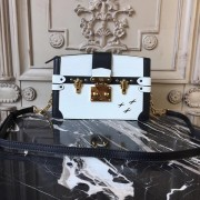 Louis Vuitton M52151 Trunk Clutch Epi Leather