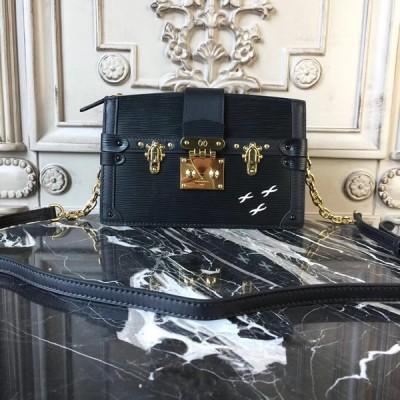 Louis Vuitton M53052 Trunk Clutch Epi Leather