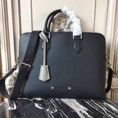 Louis Vuitton M53488 Armand Briefcase PM Taurillon Leather Noir